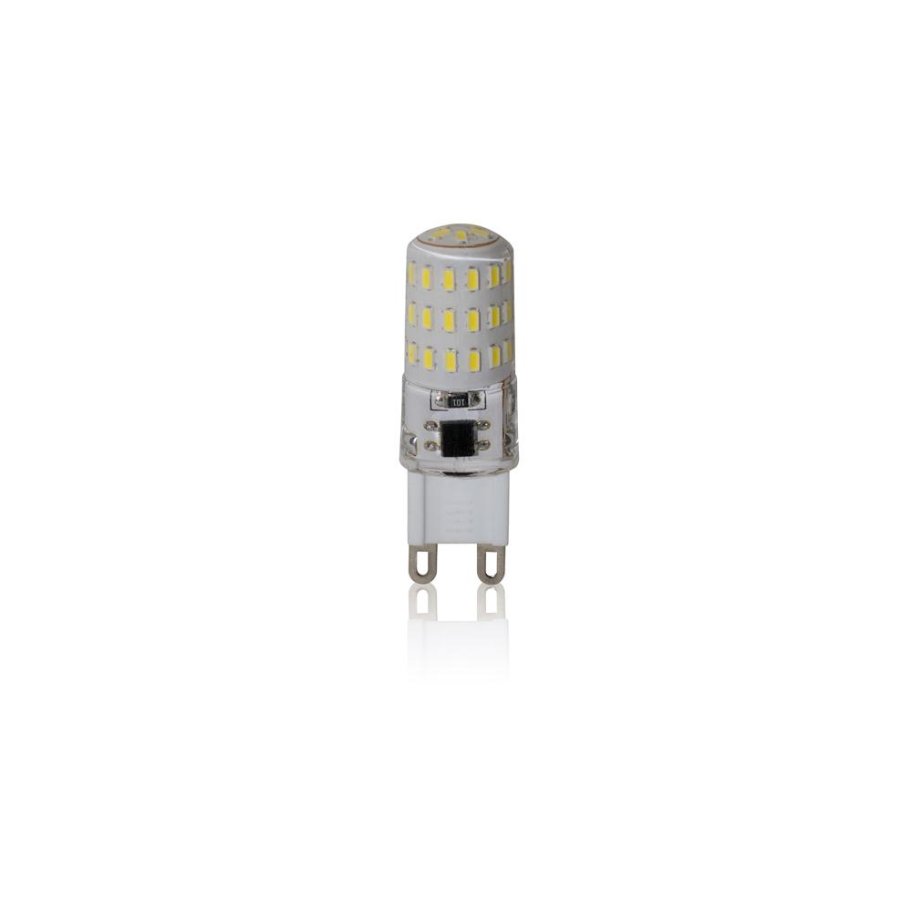 Светодиодная лампа G9 - 5Вт силикон Eleganz