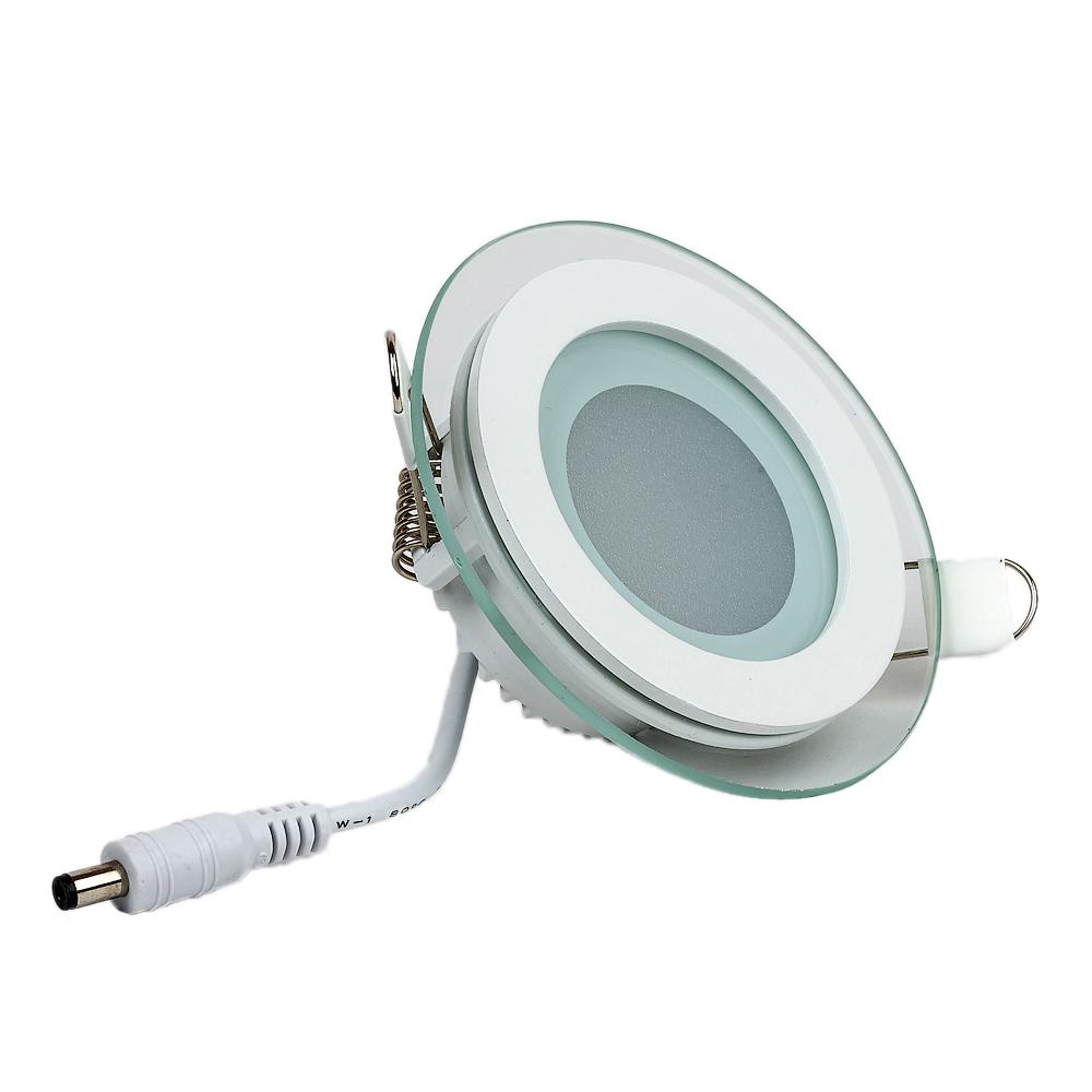 Светодиодный светильник круглый 6Вт Eleganz