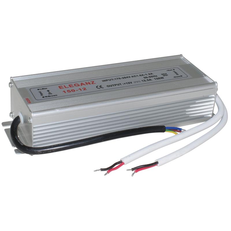 Блок питания 150Вт 12V (IP67)