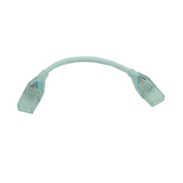Коннектор соеденитель для ленты RGB-220V Eleganz