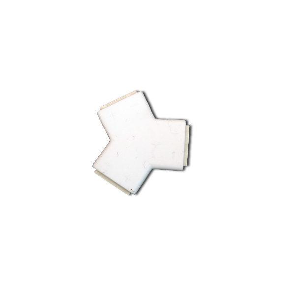 Коннектор треугольный 3528 , 8мм без провода
