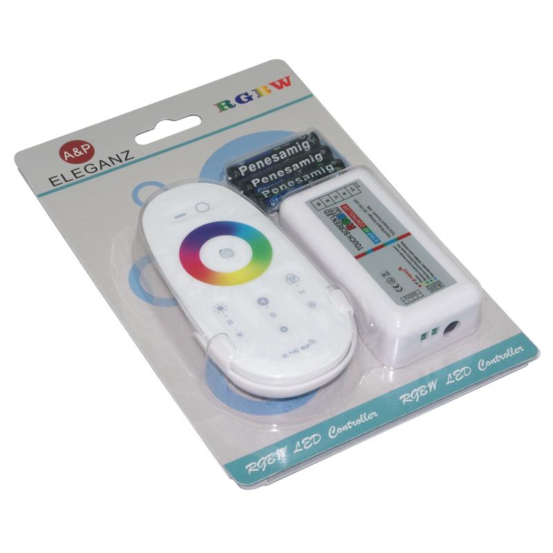Контроллер RGB+White сенсорный (TOUCH)