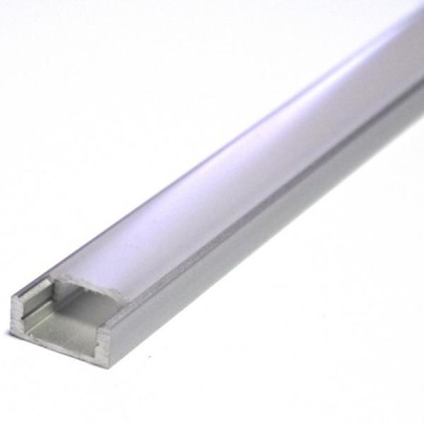 Накладной алюминиевый профиль LC-LP 28*7мм