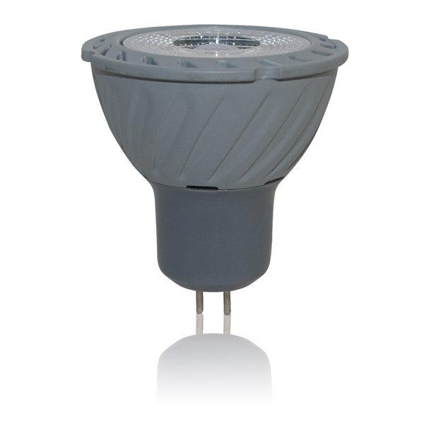 Светодиодная лампа GU5.3 - 8Вт с линзой Eleganz