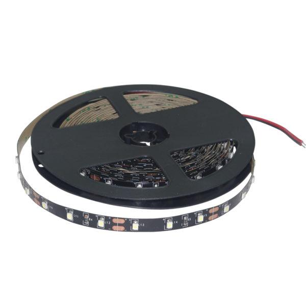 Светодиодная лента 4.8 ватт 12V черная