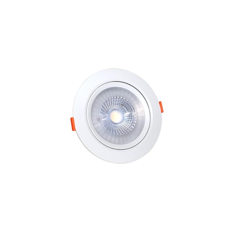 Светодиодный светильник 6 Вт поворотный