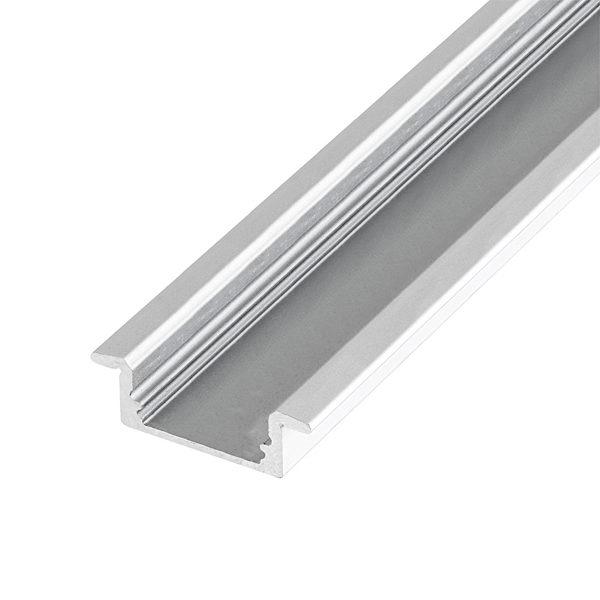 Встраиваемый алюминевый профиль ALP-40 22*7мм